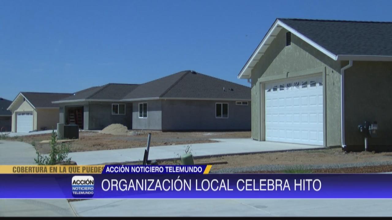 Image for CHIP celebra construcción de casa número 2,000