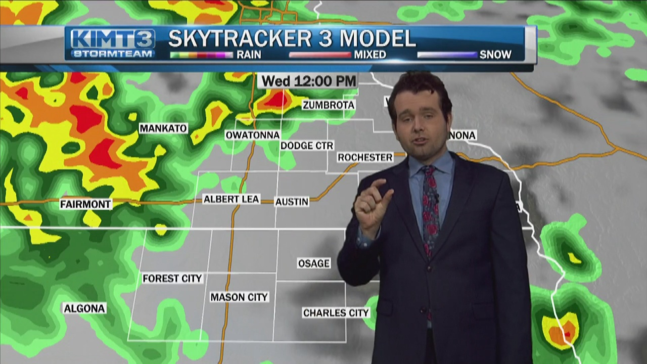 Image for Sean's Weather 10/20