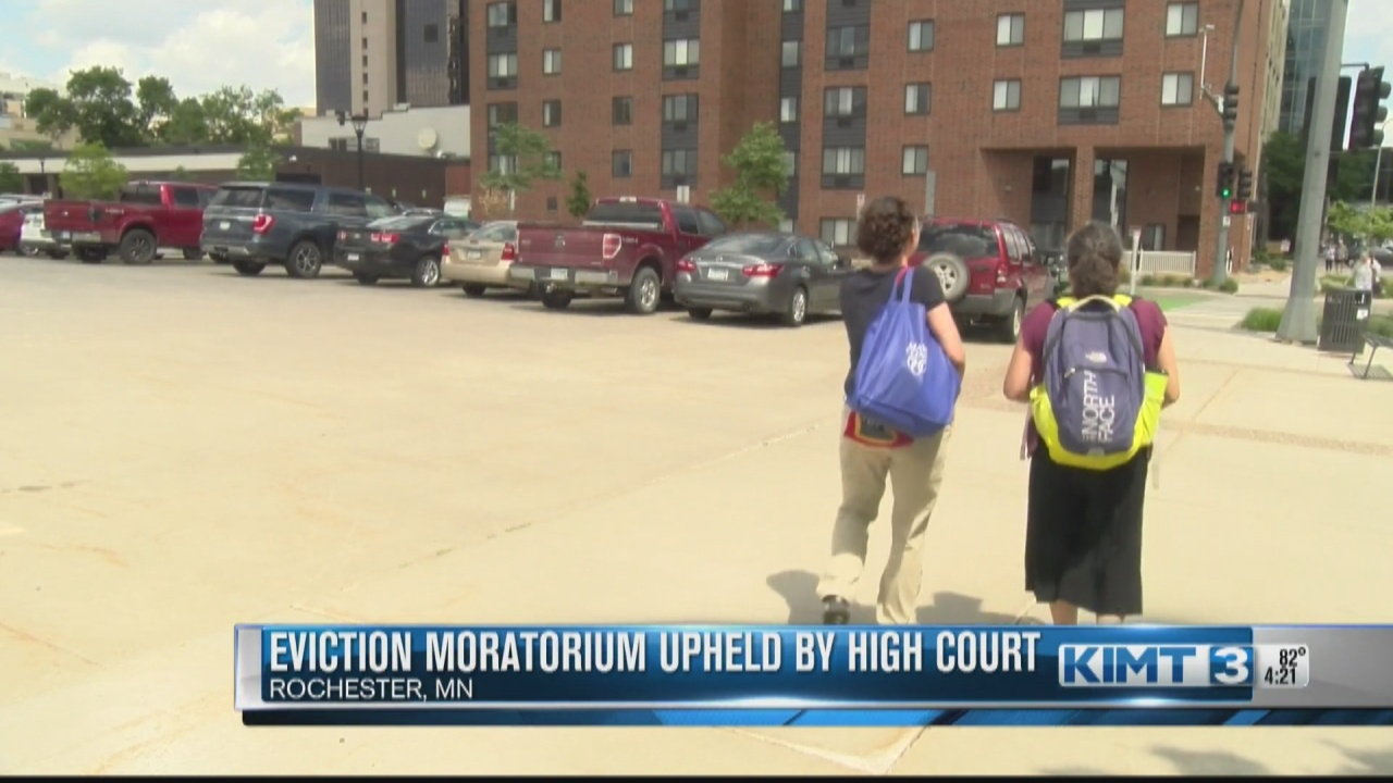 Image for Eviction moratorium upheld by the U.S. Supreme Court