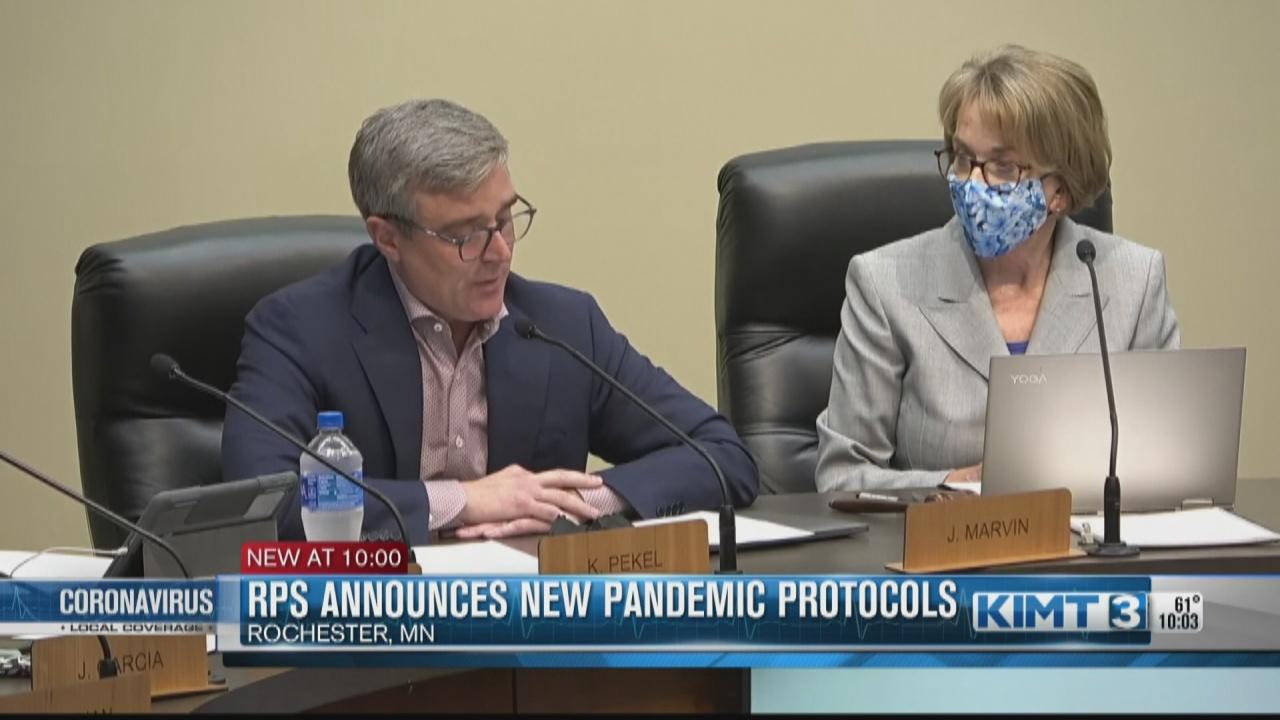 Image for RPS updates pandemic protocols, quarantine guidance