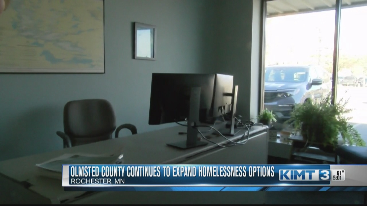 Image for Expanding Homelessness Options