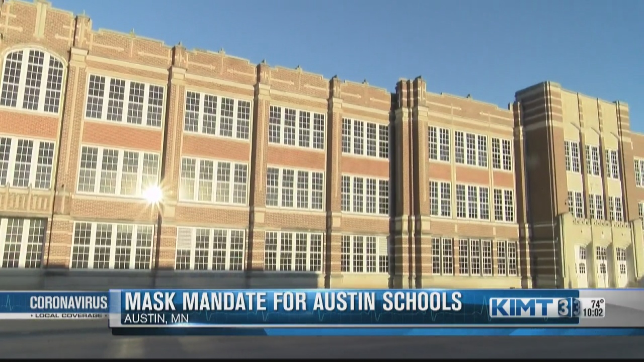 Image for Austin Public School Board implements a mask mandate