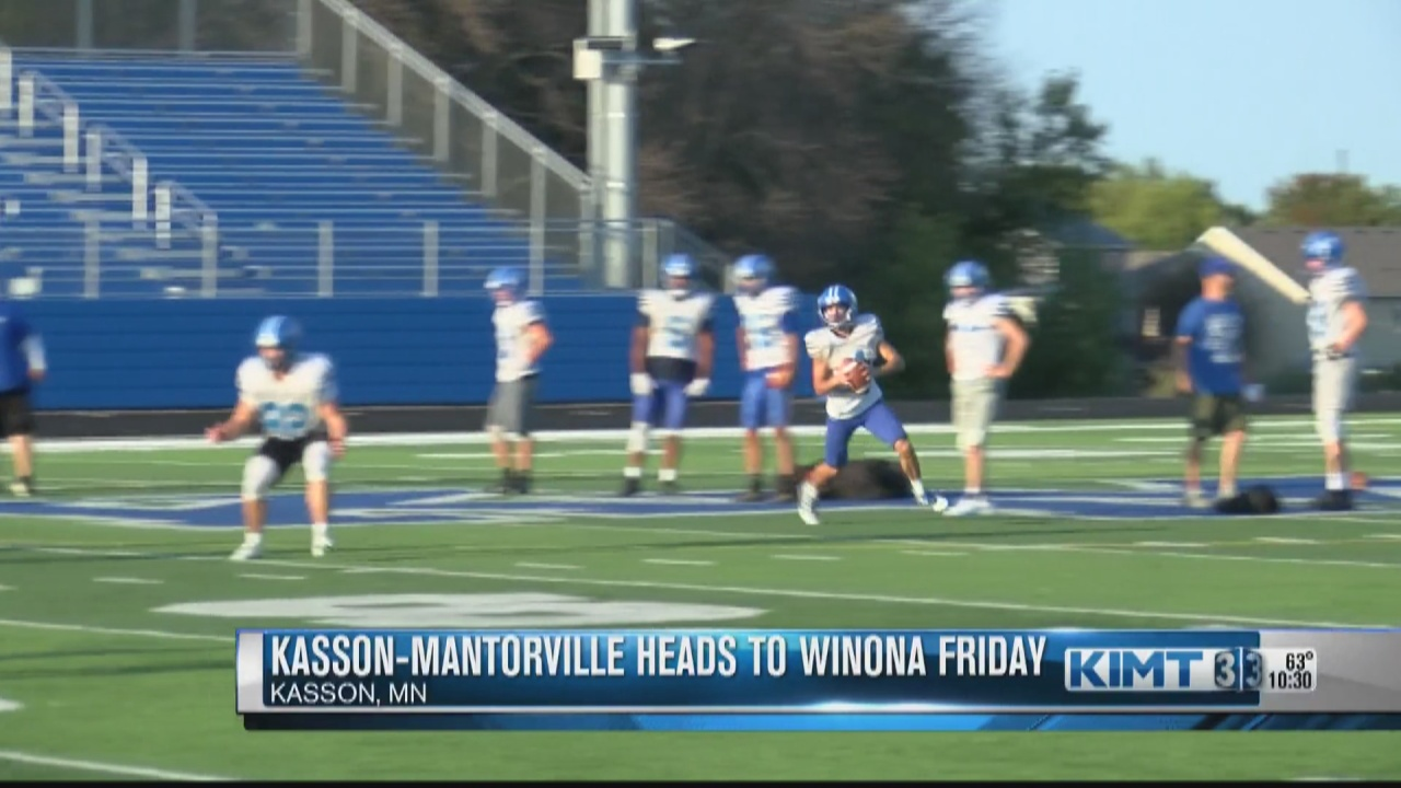 Image for Kasson-Mantorville Komets are coming off a win and preparing for Winona