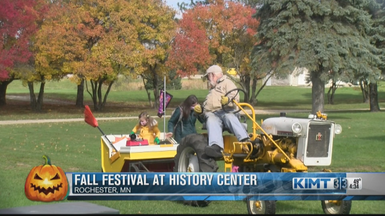 Image for Fall festival at the History Center of Olmsted County