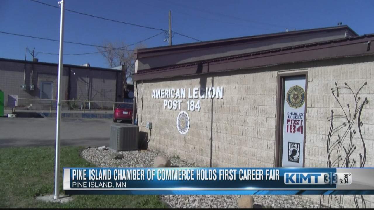 Image for Pine Island Chamber of Commerce holds first career fair today