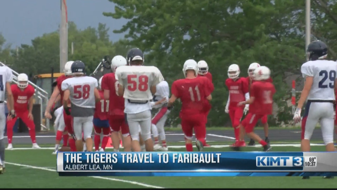 Image for The Albert Lea Tigers are ready for a full season of football