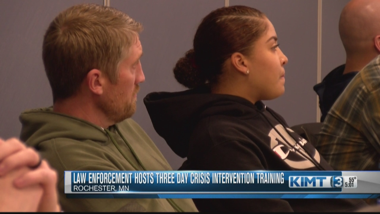 Image for Crisis Intervention Training