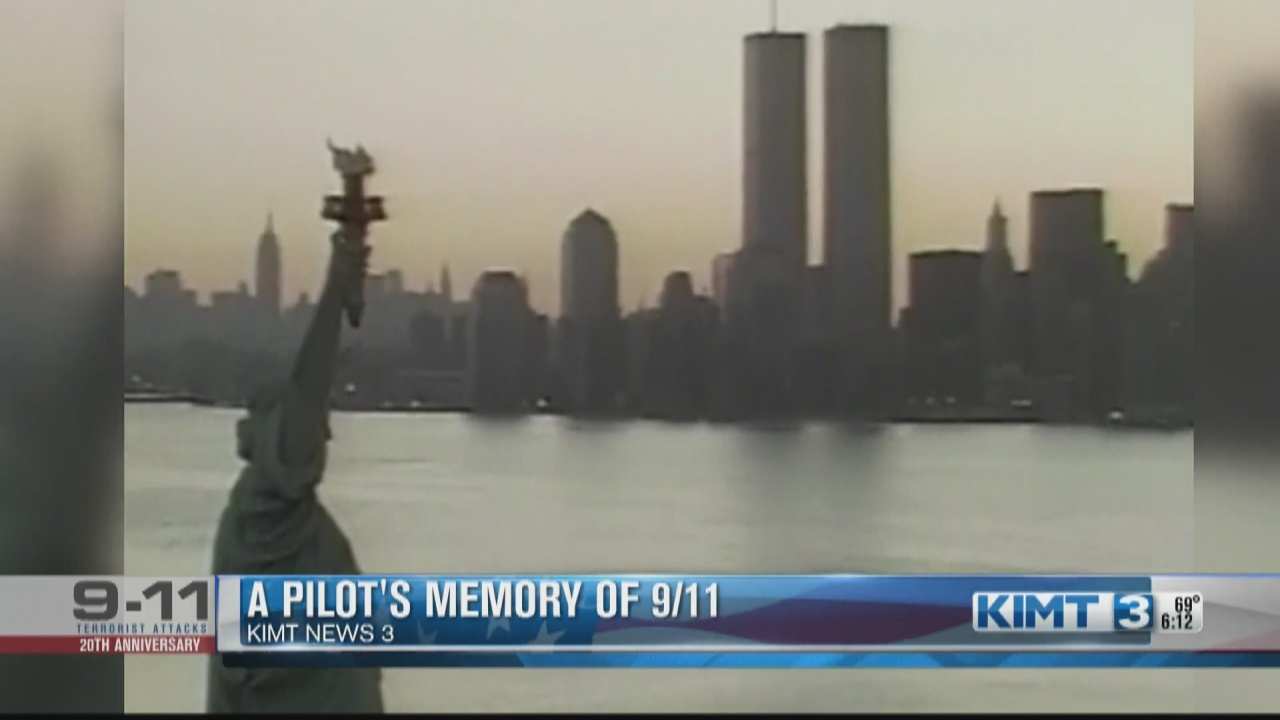 Image for A pilot's memories of 9/11