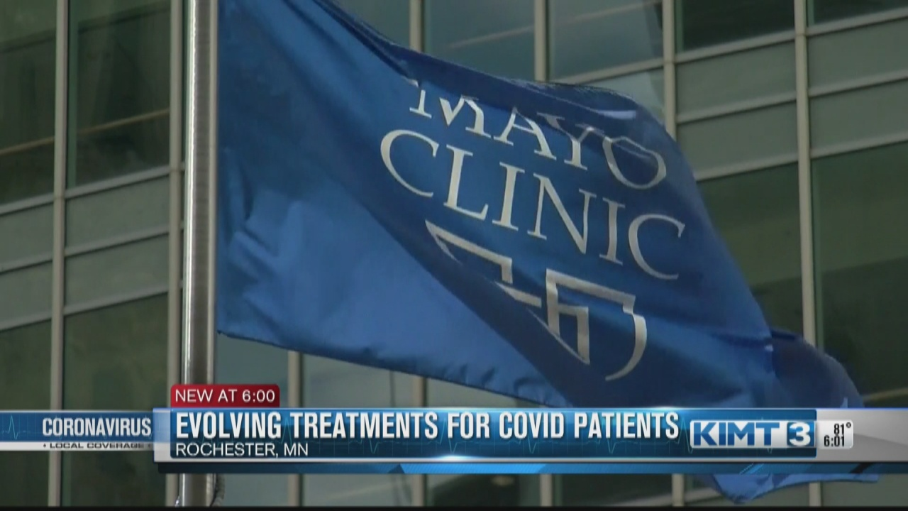 Image for Mayo Clinic expert provides update on COVID treatments