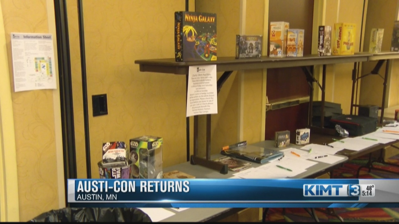 Image for Austi-Con returns to Austin hotel for another year of gaming