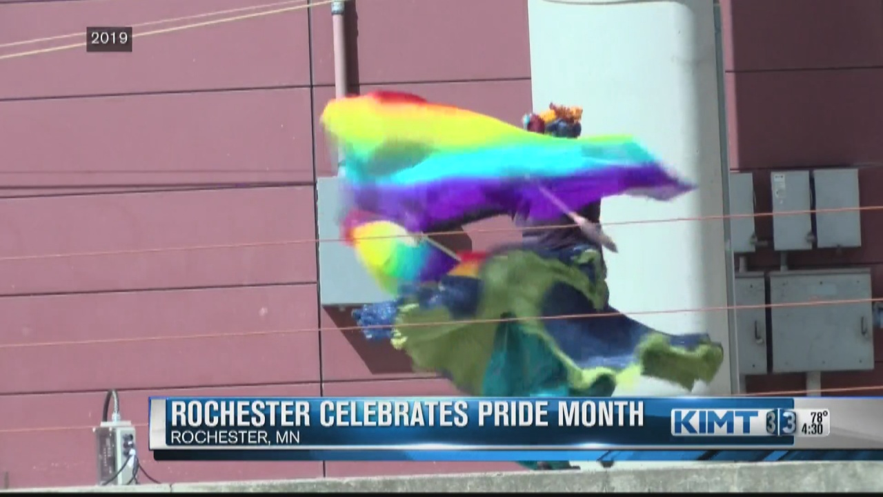 Image for Rochester ready to celebrate Pride Month, reconnect with community following the pandemic