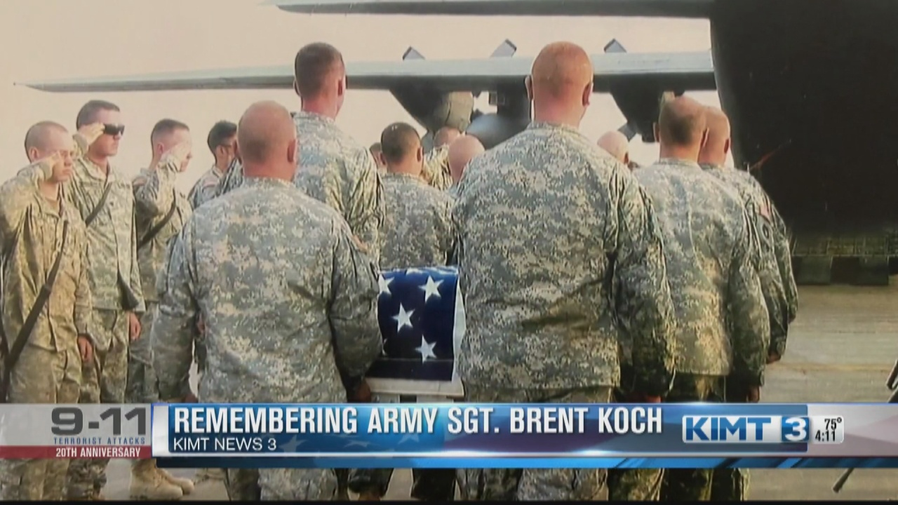 Image for A life taken too soon: Remembering Army Sgt. Brent Koch