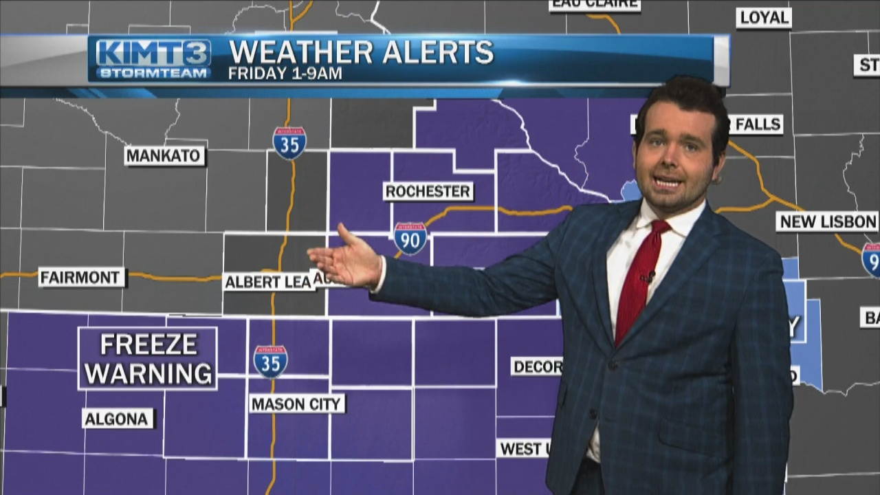 Image for Sean's Weather 10/21