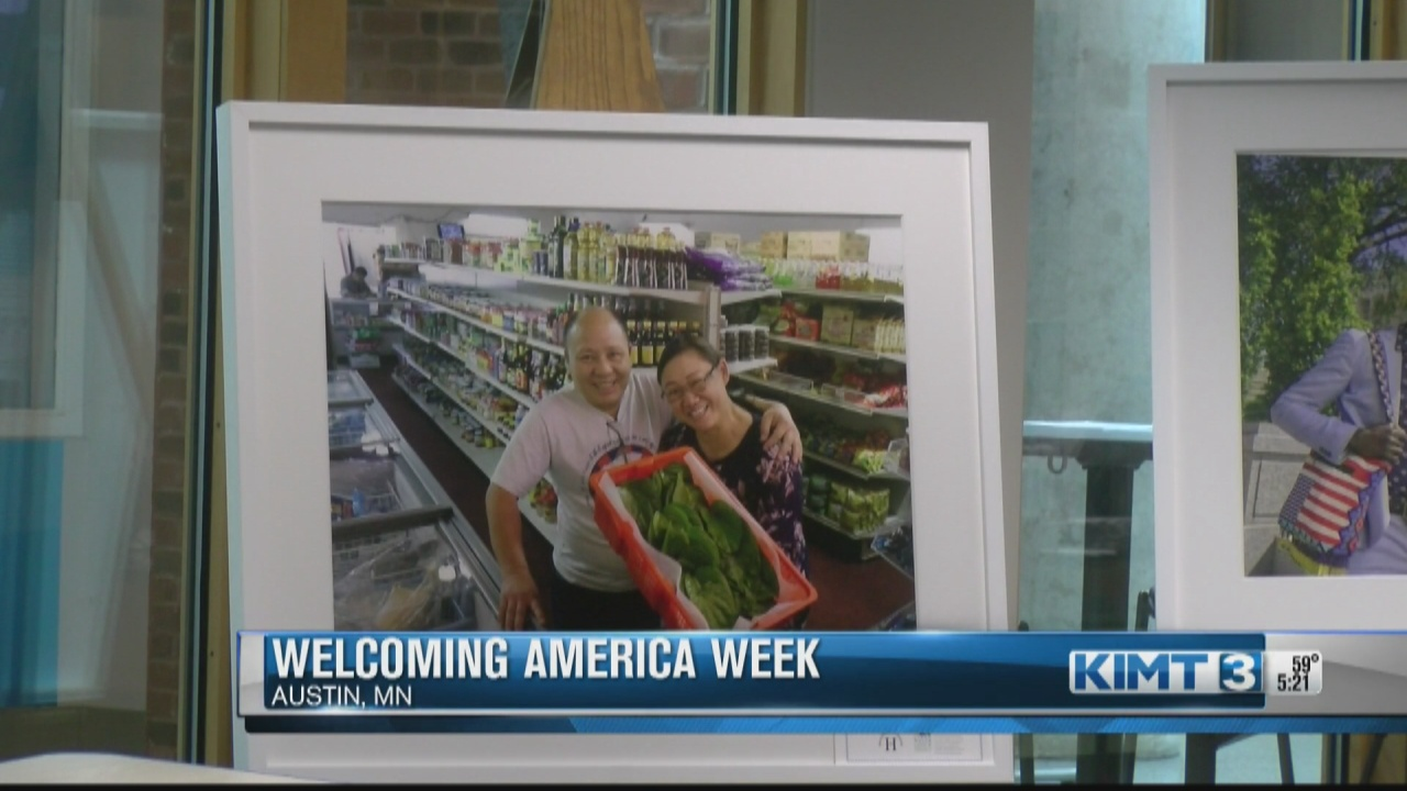 Image for Riverland Community College celebrates Welcoming America Week