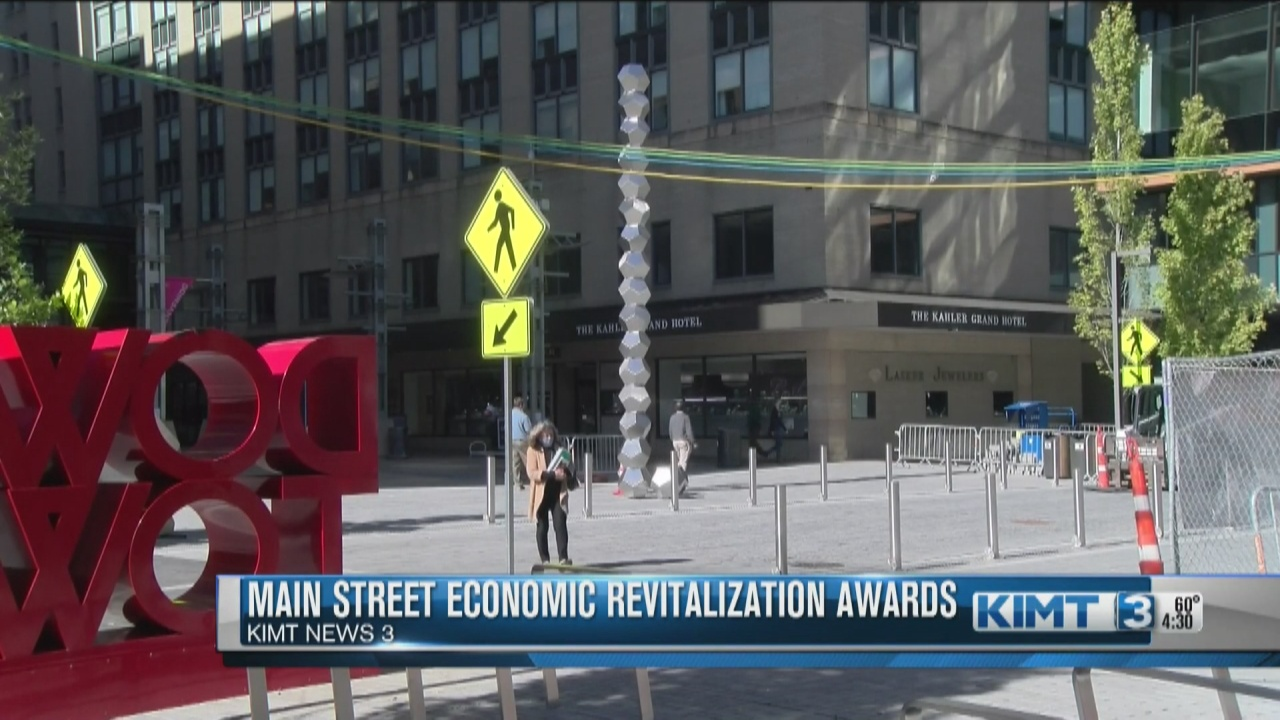 Image for DEED announces first round of Main Street Economic Revitalization awards