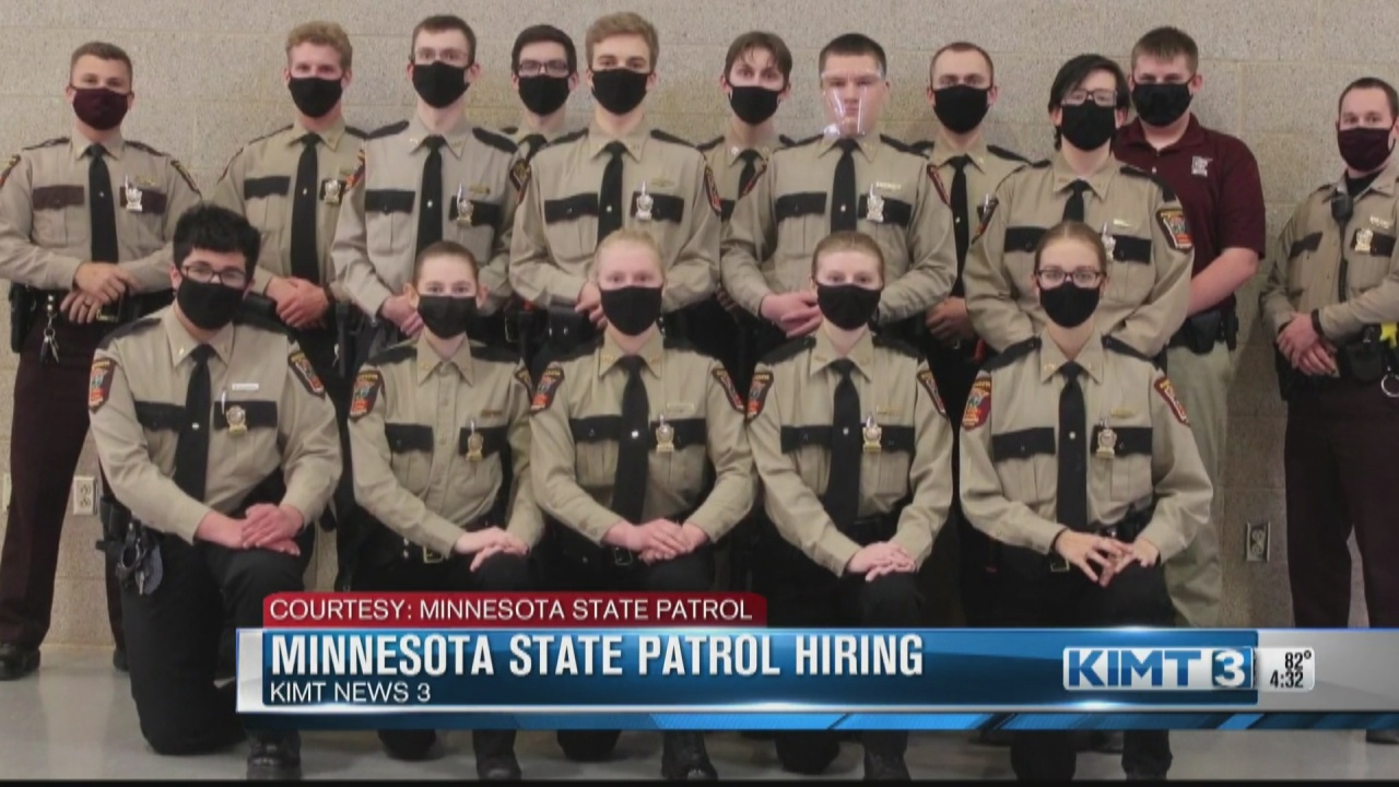 Image for Minnesota State Patrol working to make its agency more diverse