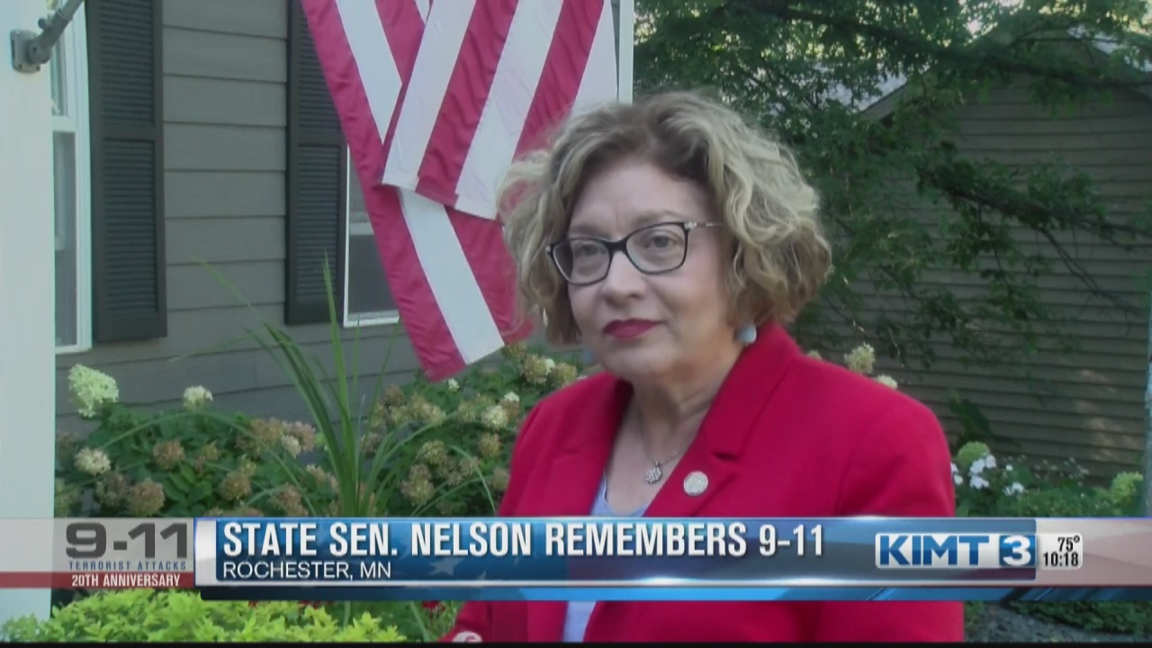 Image for Minnesota Sen. Nelson remembers 9/11: 'We need that type of unity again'