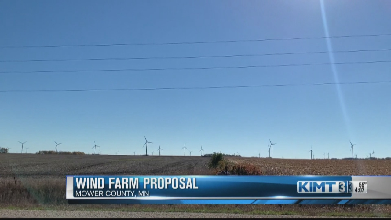 Image for Wind farm proposal