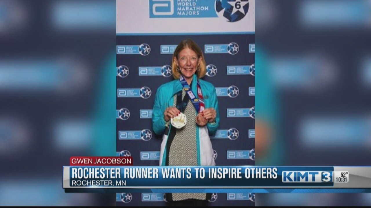 Image for Med City marathon runner completes three races in 13 days