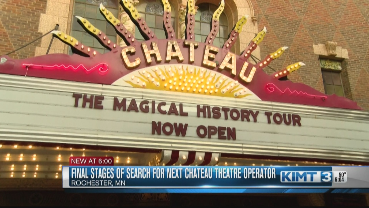 Image for Three finalists pitch vision for future of Rochester's Chateau Theatre