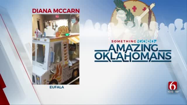 Amazing Oklahoman: Diana McCarn