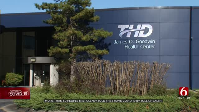 Over 50 People Mistakenly Received Positive COVID-19 Texts By THD