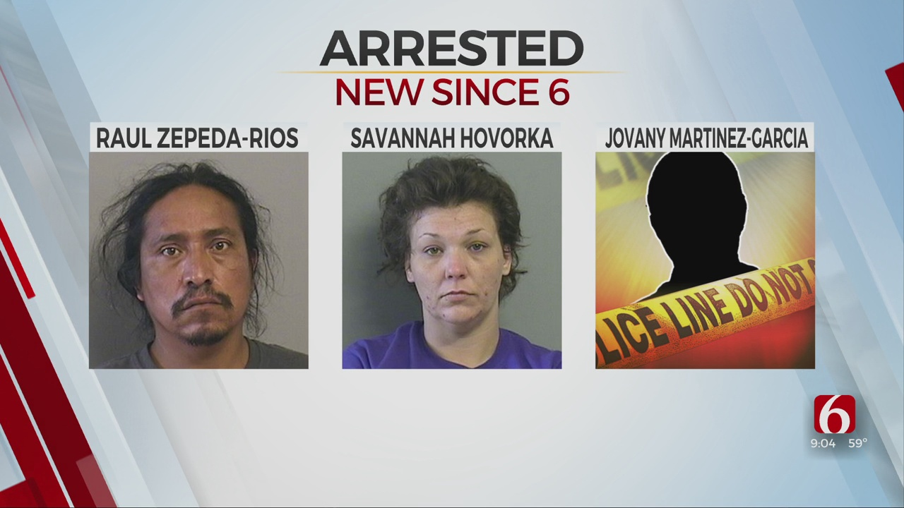 3 Face Drug Trafficking Charges After Police Say They Found Them With 60 Pounds Of Meth