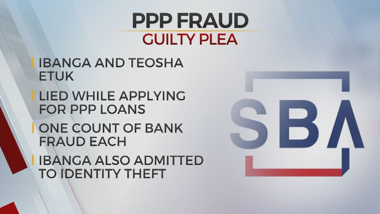 Tulsa Couple Pleads Guilty To Fraudulently Applying For PPP Loans