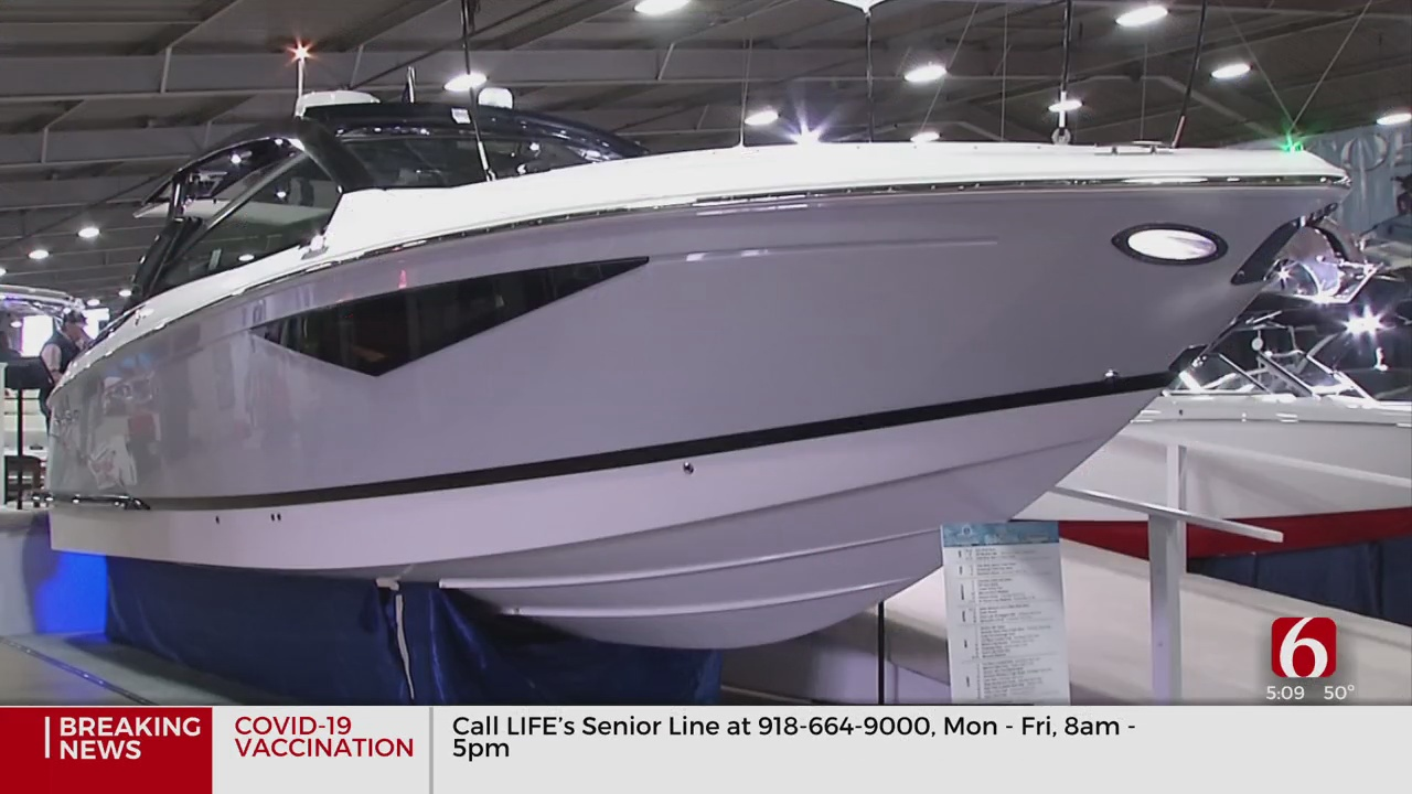 Tulsa Boat Show Will Be In-Person In February