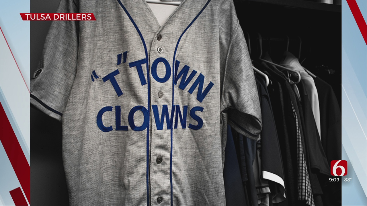 Drillers To Sport 'T-Town Clown' Jerseys In Honor Of Negro League Team