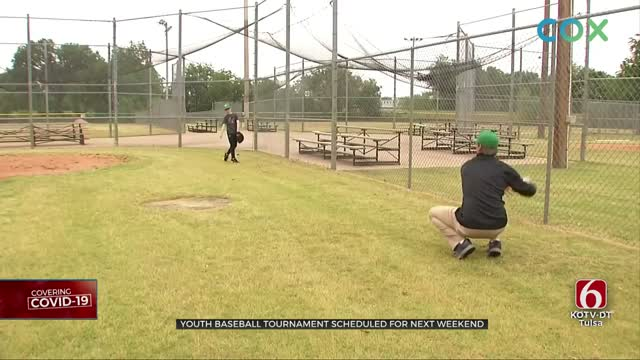 USSSA Baseball Prepares To Play On Jenks Fields Next Weekend With New Rules