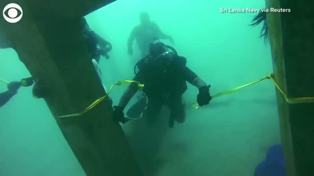 Sri Lanka Has New Underwater Museum