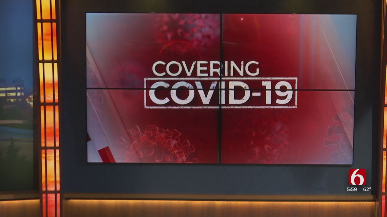A Look Back On The 1 Year Anniversary Of The First COVID-19 Case In Oklahoma
