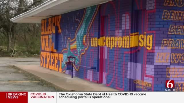 Tulsa Artists Honors Community Members With Mural