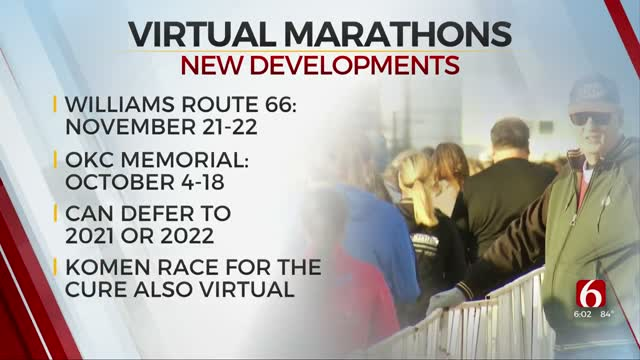 Route 66 Marathon Goes Virtual In 2020