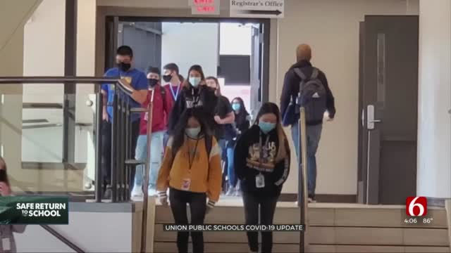 Update: What Union Expects For End Of Semester During COVID-19 Pandemic