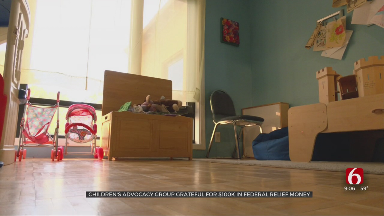 Delaware Co. Center Gets $100K In Relief To Help Kids Through Abuse Situations