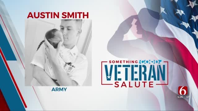 Veteran Salute: Austin Smith