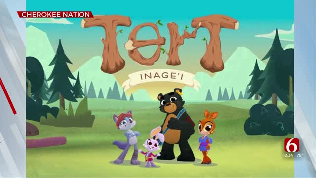 Cherokee Nation Announces It's Working On Animated Series Entirely In Cherokee Language
