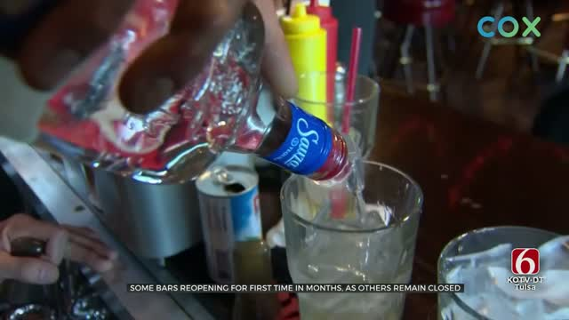 Tulsa Bars, Certain Businesses Reopen Soon