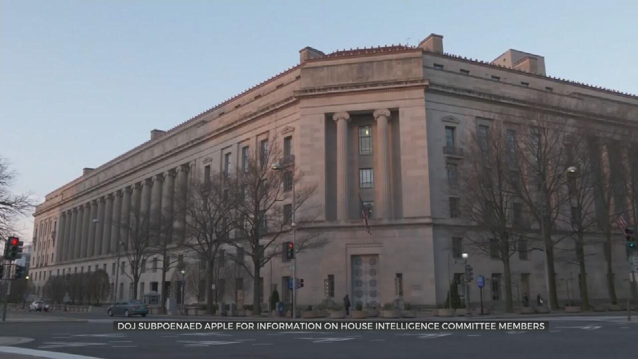 Trump DOJ Seized Data From House Democrats In Leaks Probe