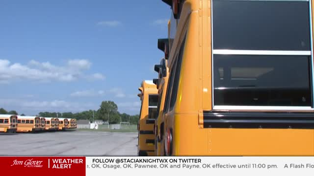 Green Country School Districts Report Bus Driver Shortage