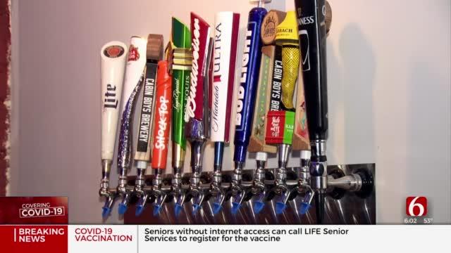 Governor Stitt Cancels Bar, Restaurant Curfew Requirement