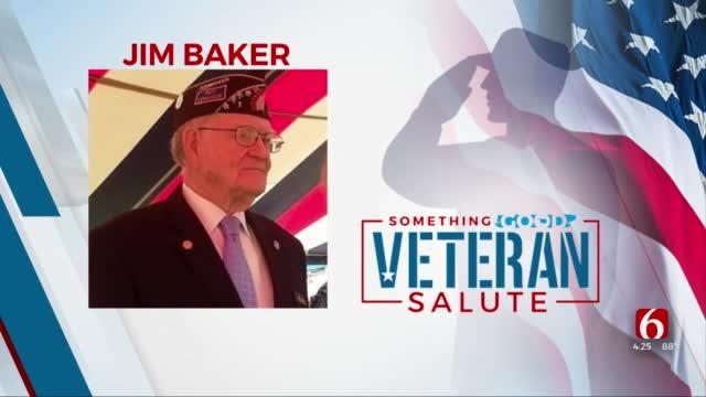 Veteran Salute: Jim Baker