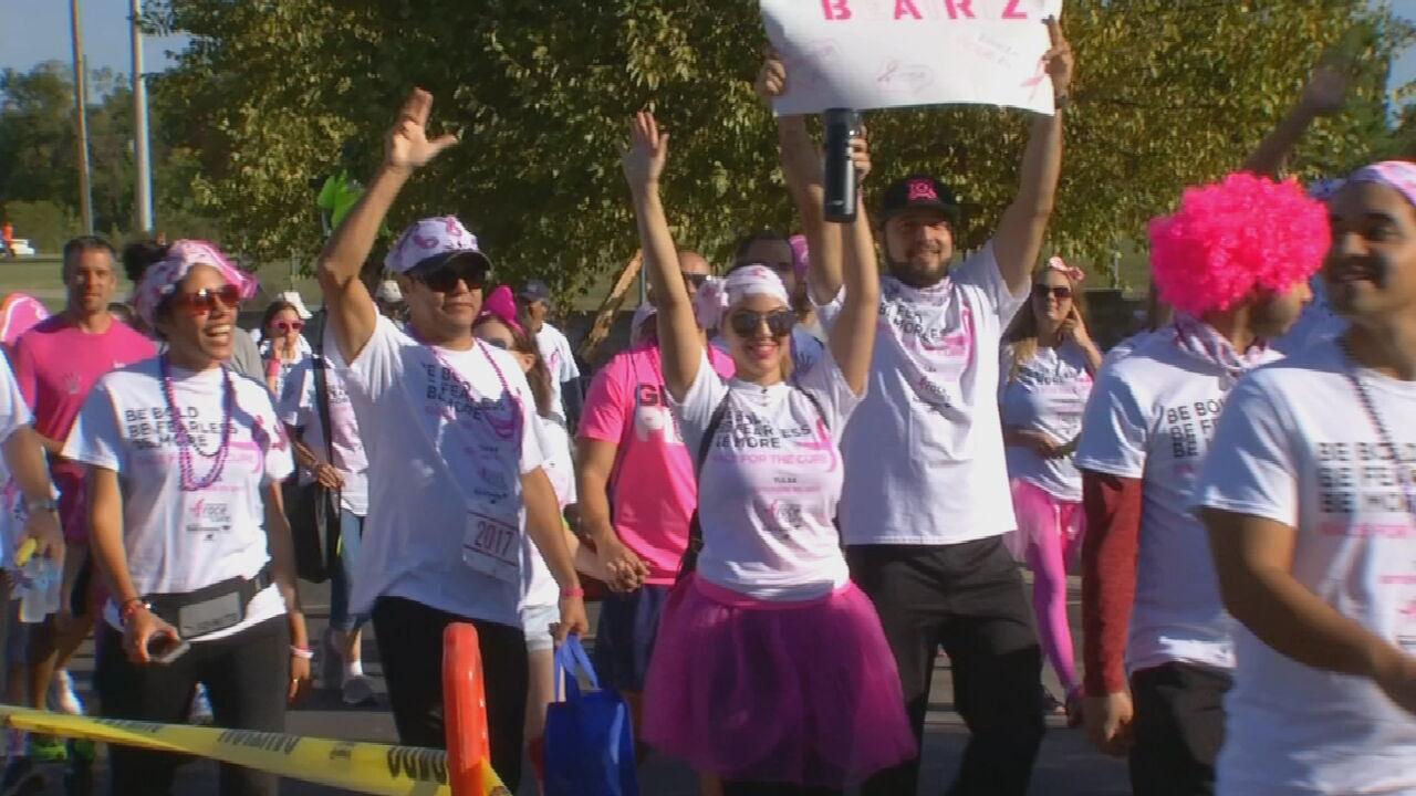 Watch: Executive Director Of Komen Oklahoma & Western Arkansas Discusses The 2021 Komen Tulsa Race For The Cure