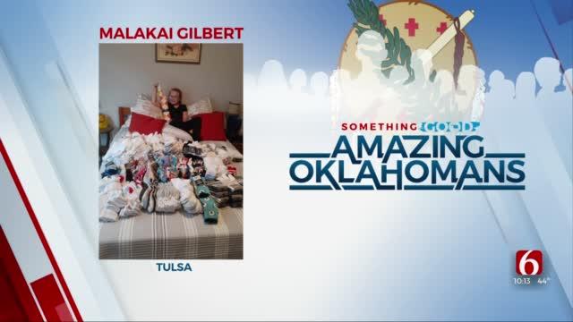 Amazing Oklahoman: Malakai Gilbert