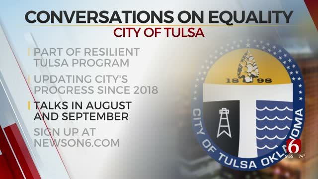 City Of Tulsa To Hold Resilient Tulsa Roundtables On Racial Equality