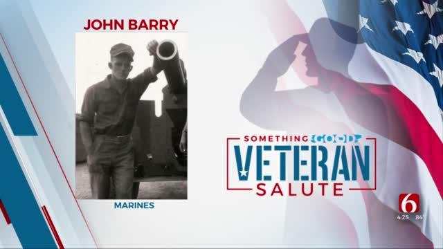 Veteran Salute: John Barry