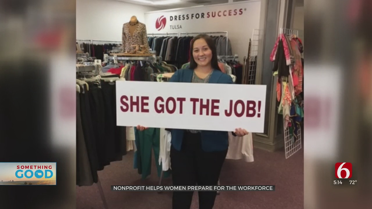 Nonprofit Helps Women Dress For Success, Prepare For The Workforce