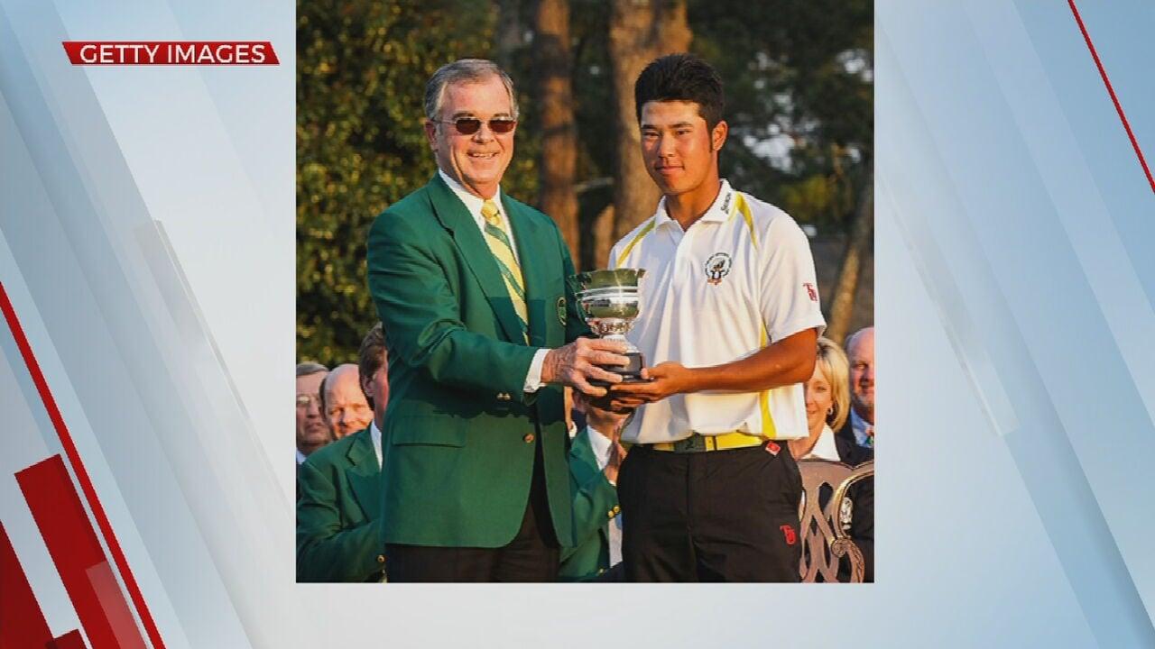 Hideki Matsuyama Wins The Masters, Is First Japanese Man To Win Golf Major
